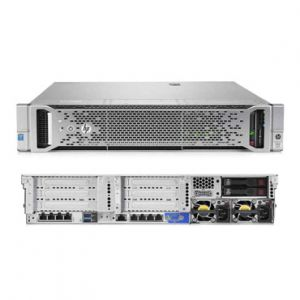 HP ProLiant DL180 Gen9 8 SFF
