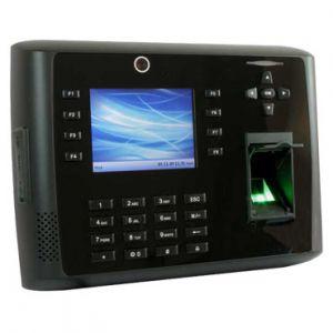 دستگاه حضور و غیاب و کنترل تردد کارتی ، اثر انگشتی ، دوربین دار  RF3700