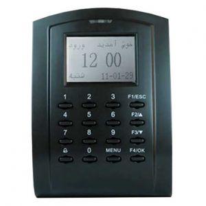 دستگاه حضور و غیاب و کنترل تردد کارتی RF500