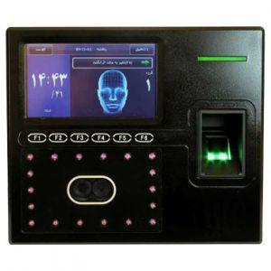 دستگاه حضور و غیاب و کنترل تردد ، کارتی ، اثرانگشتی ، تشخیص چهره RF8000