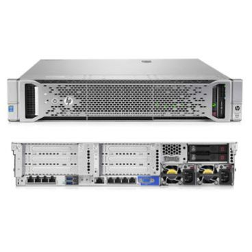 HP DL380e G8 Server 12 LFF